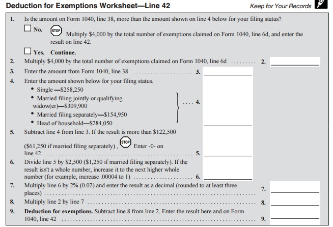 DeductionsForExemptionsWorksheet